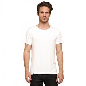 Camiseta Básica Lisa Branca OFF WHITE